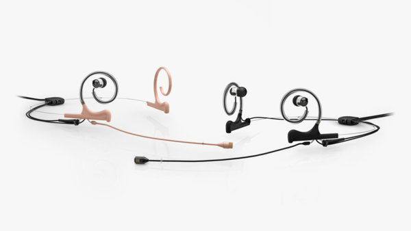 DPA d:fine™ Flex In-Ear Broadcast Headset and Earsets